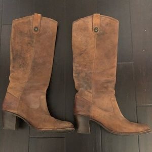 Frye Boots Like New! Size 8.5